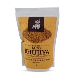 Organic Aloo Bhujiya 200 gms