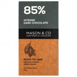 85% Intense Dark Chocolate 60 gms (Vegan)