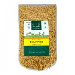 Organic Barley (Jau) Whole 1Kg
