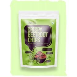 Crispy Beetroot Chips 33 gms (Gluten-Free)