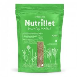 Nutrillet Browntop Millet Whole 500 gms