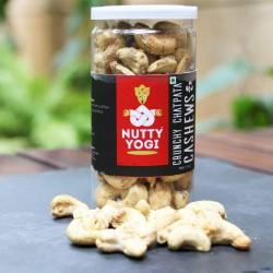 Crunchy Chatpata Cashews 100 gms