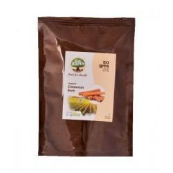 Organic Cinnamon Bark 50 gms