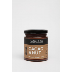 Cacao and Nut Chocolate Spread 200 gms (Vegan)