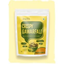 Crispy Gawarfali Chips 50 gms (Gluten-Free)