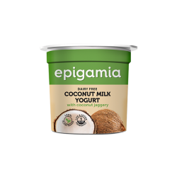 Coconut Milk Yogurt with Jaggery 90 gms (Vegan)