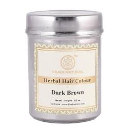 Herbal Hair Color Dark Brown 150 gms