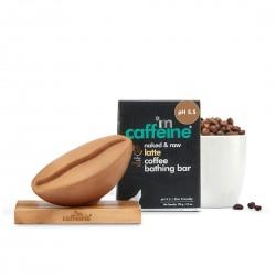 Raw Latte Coffee Bathing Bar Soap 100GM