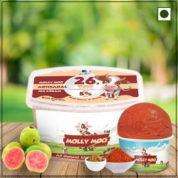 Chilly Guava Ice Cream Tub 450 gms