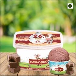 Chocolate Fudge Brownie Ice Cream Tub 450 gms