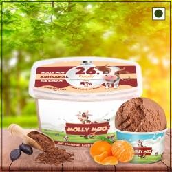 Chocolate Orange Ice Cream Tub 450 gms