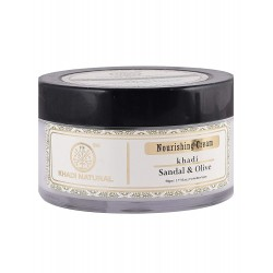 Ayurvedic Sandal and Olive Face Nourishing Cream 5