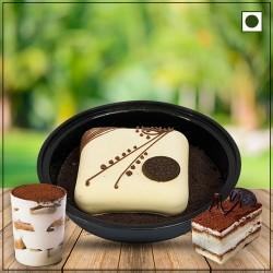 Tiramisu Ice Cream Cake 500 gms