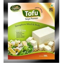 Soft Tofu  (Vegan) 200 Gms