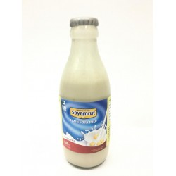 Plain Soya Milk 200 ml (Vegan)