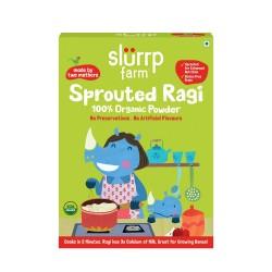 Organic Sprouted Ragi Powder 250G