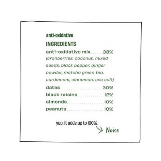 Anti Oxidative Immunity Balls 225 gms (Gluten-Free, Vegan)