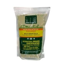 Organic Multigrain Dalia 250 gms (Gluten-Free)