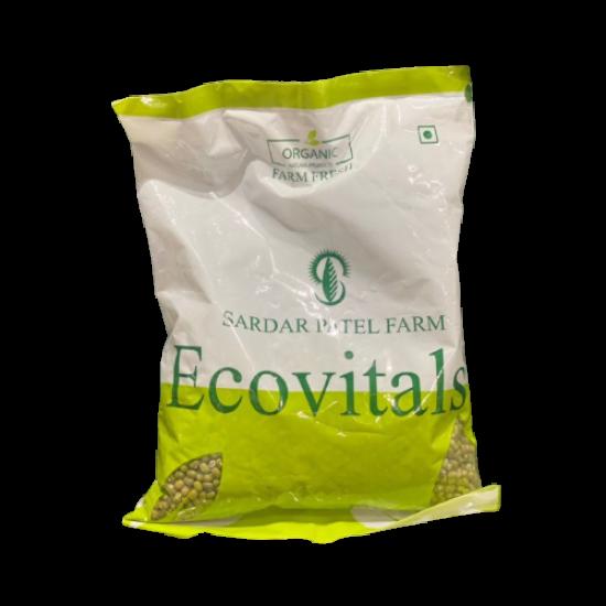 Organic Green Gram (Moong Sabut) 500 gms