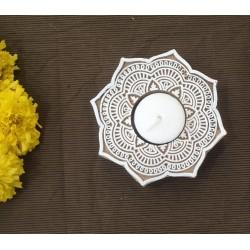 Tealight Holder (flower)