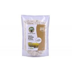 Organic Flattened Rice (White Poha) 500 gms