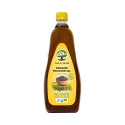Organic Mustard (Sarso) Oil 1 litres