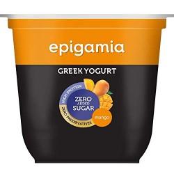 Greek Yogurt Alphonso Mango No Added Sugar 120 gms