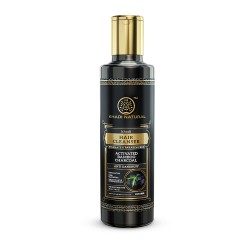 Ayurvedic Activated Bamboo Charcoal Cleanser, Sham