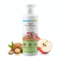 Argan Hair Conditioner with Argan and Apple Cider