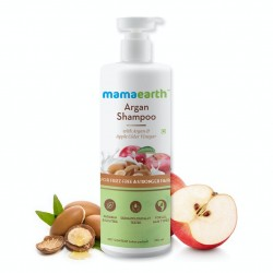 Argan Hair Shampoo with Argan and Apple Cider Vine