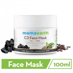 Charcoal, Coffee and Clay Face Mask 100 gms