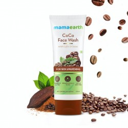 CoCo Face Wash with Coffee and Cocoa 100 ml