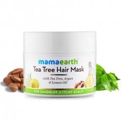 Anti Dandruff Tea Tree Hair Mask with Tea Tree and