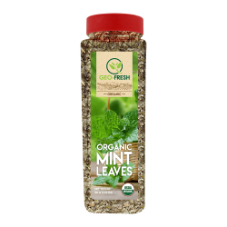 Organic Dried Mint Leaves (Pudina) 50 gms