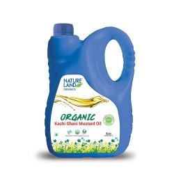 Organic Mustard (Sarso) Oil 5 litres