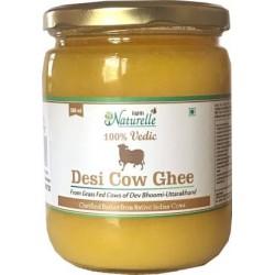 Organic A2 Desi Cow Ghee 500 ml