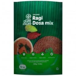Organic Ragi Dosa Mix 250 gms