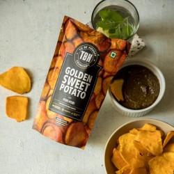 Golden Sweet Potato with Peri-Peri 110GM