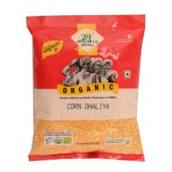 Organic Corn (Makkai) Dalia 500 gms