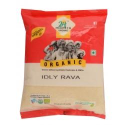 Organic Idly Rava 500 gms