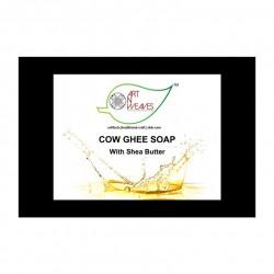 Cow Ghee with Shea Butter Glycerin Soap 100 gms
