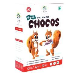 Organic Whole Wheat Chocos 200 gms