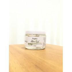 Organic Aloe Gel Hydrating and Moisturizing 200 gm