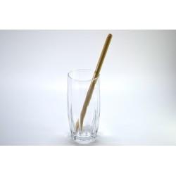 Bamboo Natural Straws Pack of 4