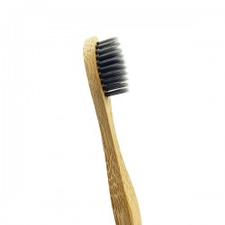Bamboo Kids Tooth Brush Charcoal