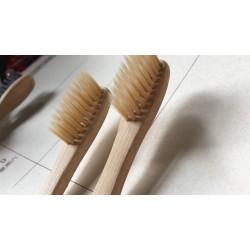 Bamboo Corn Fiber Tooth Brush