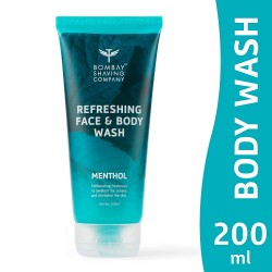 Refreshing Face and Body Wash with Menthol 200 ml