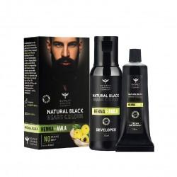 Natural Black Beard Colour Henna and Amla 60 ml