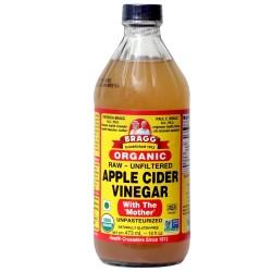 Organic Raw-Unfiltered Apple Cider Vinegar 473 ml
