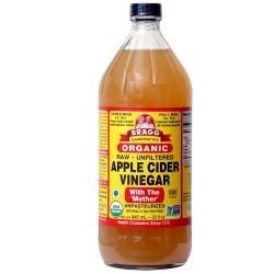 Organic Raw-Unfiltered Apple Cider Vinegar 946 ml